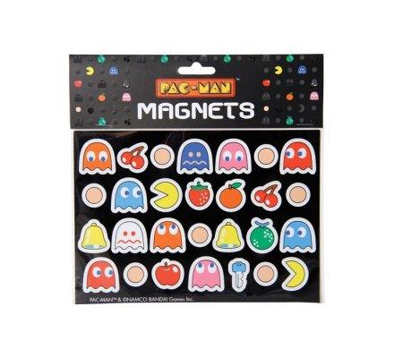 28 Aimants pour Frigo Pacman