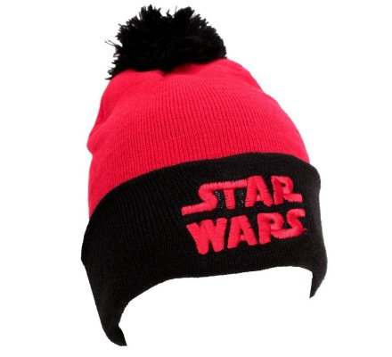 Bonnet Red Squad Pompom Star Wars
