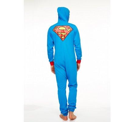 Combinaison à Capuche Superman