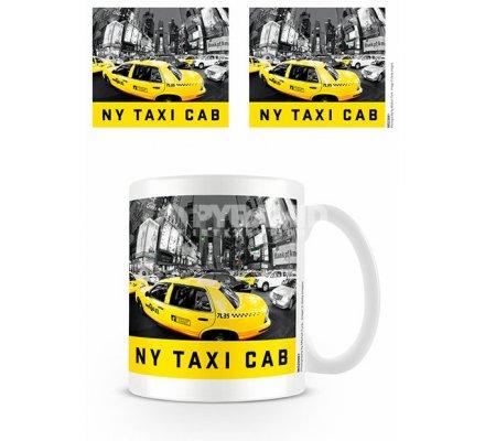 Mug Taxi Cab New York