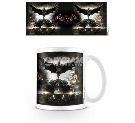 Mug Teaser Arkham Knight Batman