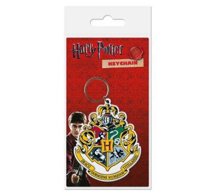 Porte-clés Caoutchouc Poudlard Harry Potter