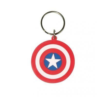 Porte-clés Shield 7cm Captain America