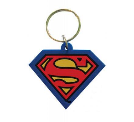 Porte-clés Shield Superman