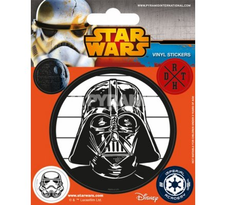 Pack de 5 Stickers Empire Star Wars