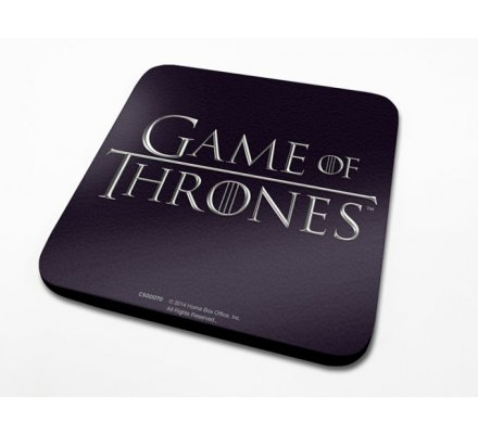 Sous-Verre Logo 10 x 10cm Game of Thrones