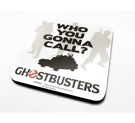 Sous-Verre Who You Gonna Call 10 x 10cm Ghostbusters