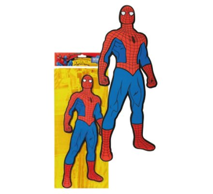 Sticker 55 cm X 32 cm Spiderman