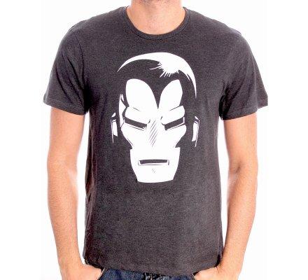 Tee-Shirt Helmet Iron Iron Man