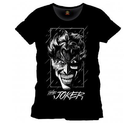 Tee-Shirt Noir The Joker Batman