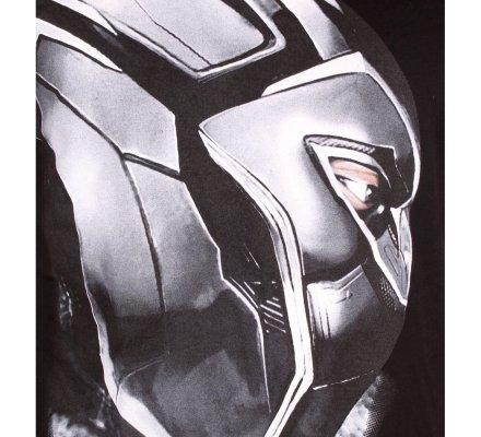 Tee-Shirt Profil Black Panther