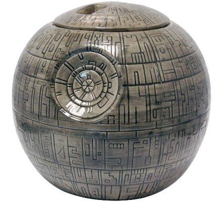 Boîte à cookies Etoile de la Mort Star Wars
