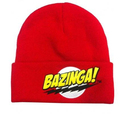 Bonnet Rouge Bazinga The Big Bang Theory