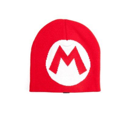 Bonnet Rouge Mario Nintendo