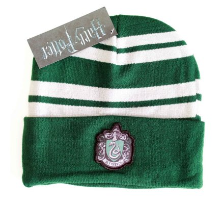 Bonnet Serpentard Harry Potter