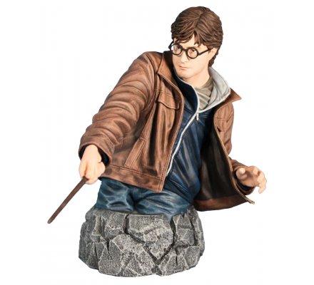 Buste Harry Potter et les Reliques de la Mort 18 cm Harry Potter