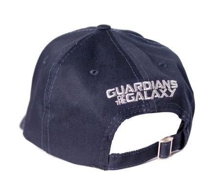 Casquette Bleue Logo Brillant Gardiens de la Galaxie
