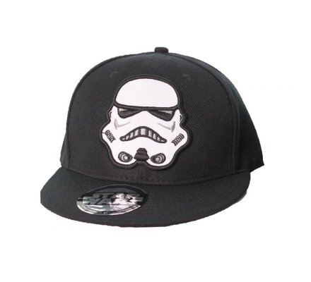 Casquette Noire Trooper Star Wars