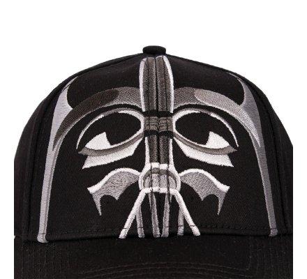 Casquette Noire Vador Face Star Wars