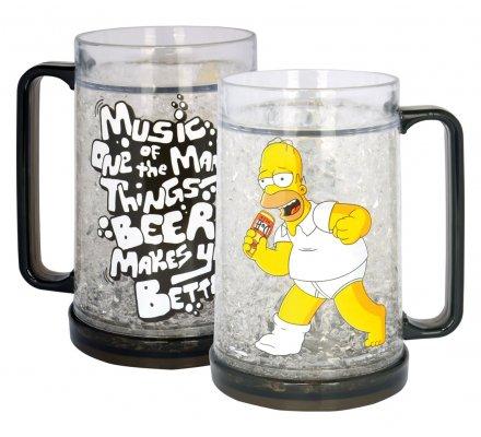 Mug à réfrigérer Homer Simpsons
