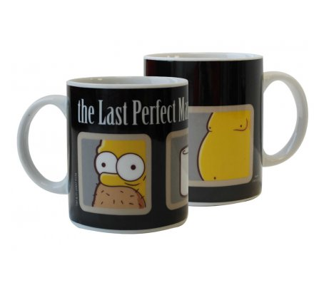 Mug Homer The Last Perfect Man Simpsons