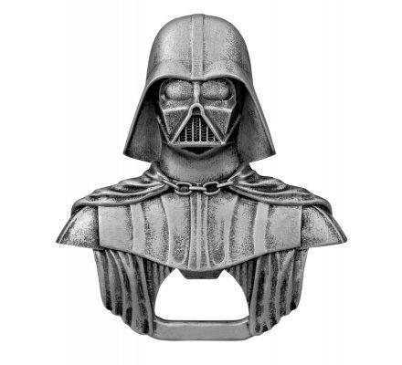 Décapsuleur magnétique métal Dark Vador 10 cm Star Wars