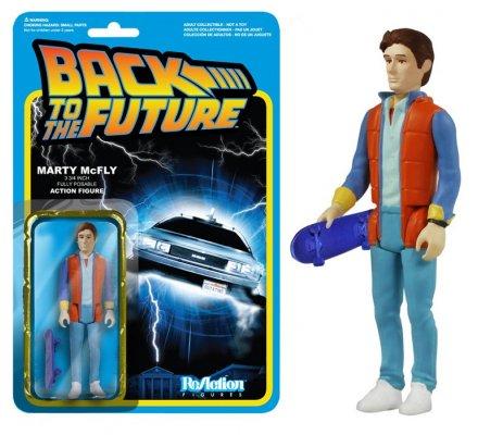 Figurine Articulée Marty McFly 10cm Retour Vers le Futur