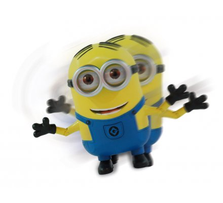 Figurine Interactive Dancing Dave 20cm Moi Moche et Méchant