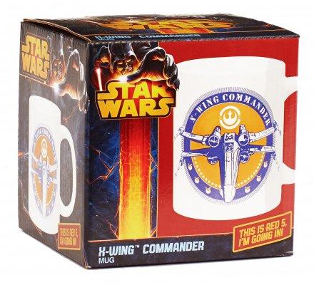Mug Blanc Céramique X-Wing Star Wars