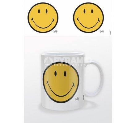 Mug Blanc Classique Smiley