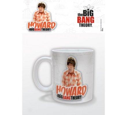 Mug Blanc Howard The Big Bang Theory