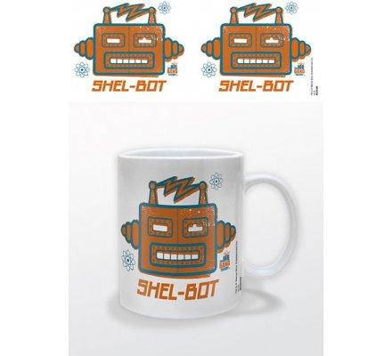 Mug Blanc Shel Bot The Big Bang Theory