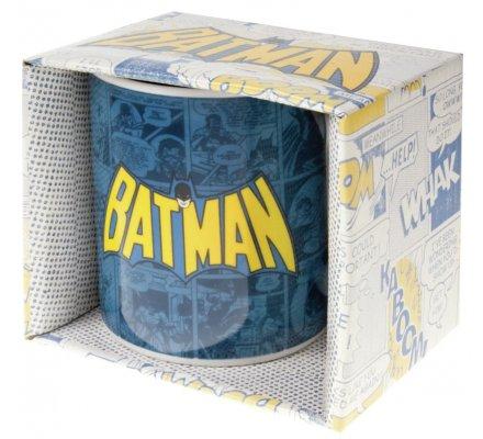 Mug Bleu Logo Batman