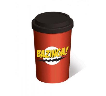 Mug de voyage Bazinga The Big Bang Theory