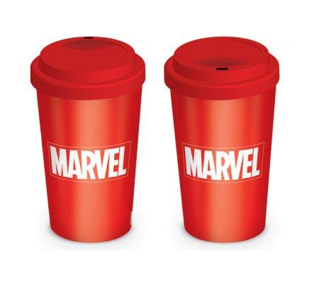 Mug de voyage Marvel Rouge