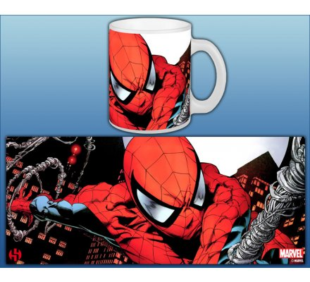 Mug Quesada Spiderman