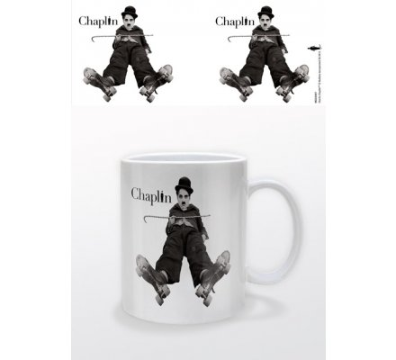 Mug The Tramp Charlie Chaplin