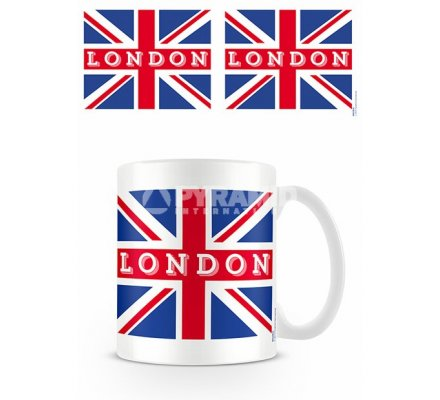 Mug Union Jack London Londres