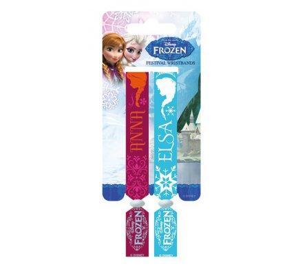 Pack de 2 Bracelets Anna et Elsa Reine des Neiges