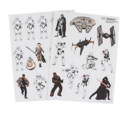 Pack de 24 aimants magnets Star Wars