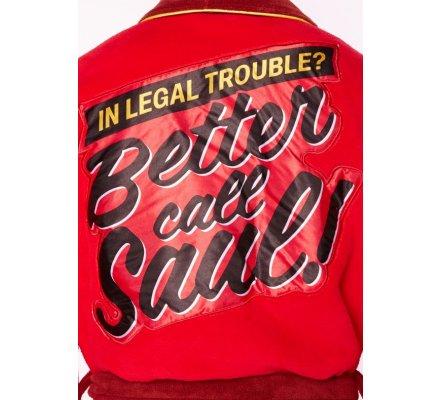 Peignoir Adulte Rouge Legal Trouble Better Call Saul