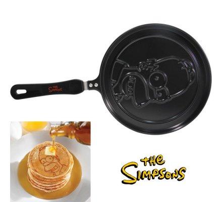 Poêle à Pancakes Antiadhésive Homer Simpsons