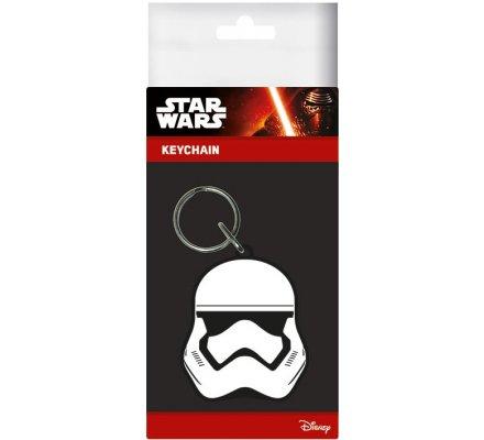 Porte-clés Caoutchouc Stormtrooper Ep 7 Star Wars