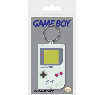 Porte-clés Gameboy Geek