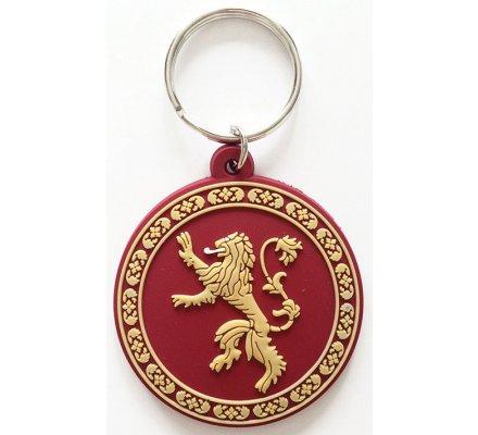 Porte-clés Lannister Caoutchouc 6cm Game of Thrones