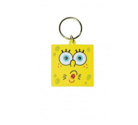 Porte-clés PVC Surprise Bob l'éponge