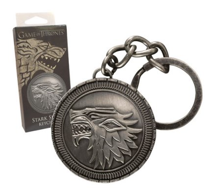 Porte-clés Stark Shield Game of Thrones