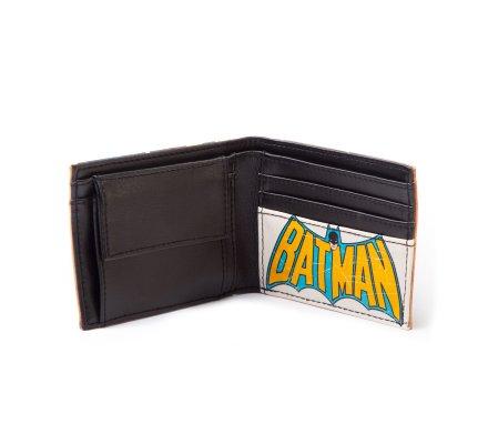 Portefeuille Classique Comic Story Batman