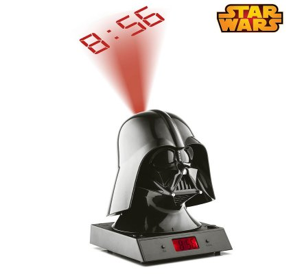 Réveil Dark Vador Projection Star Wars