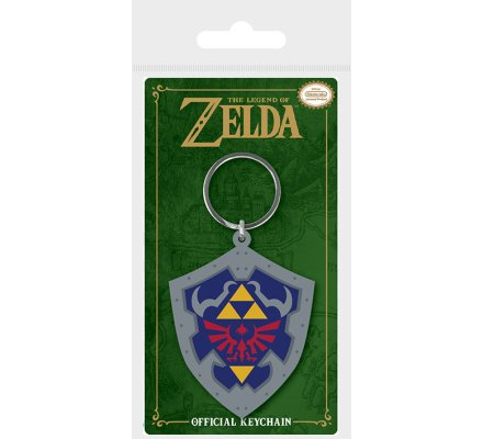 Porte-clés The Legend of Zelda Hylian Shield